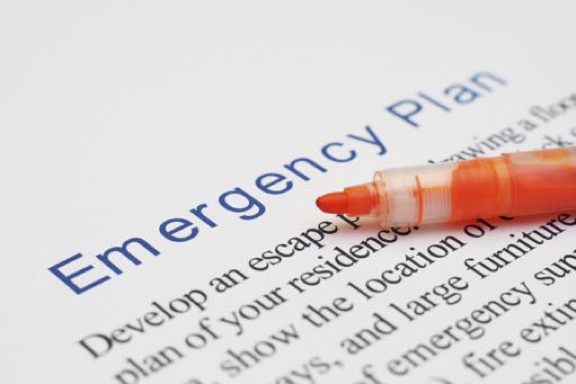 Building an Emergency Preparedness Plan: Policies and Procedures