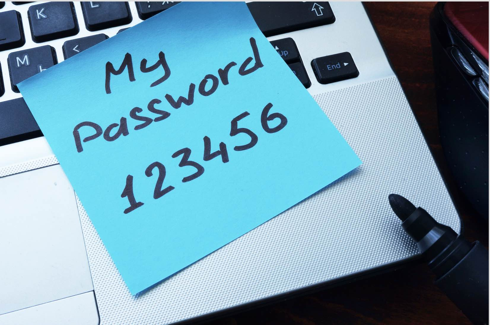 HIPAA Tip: Password Security
