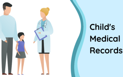 Child's Medical Records: What Rights Do Divorced/Separated Parents Have?