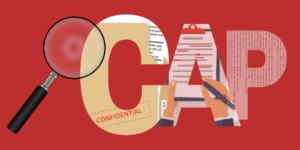 CAP, or corrective action plan