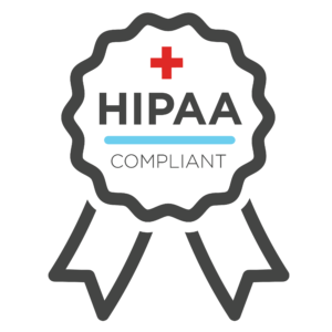 HIPAA compliant badge