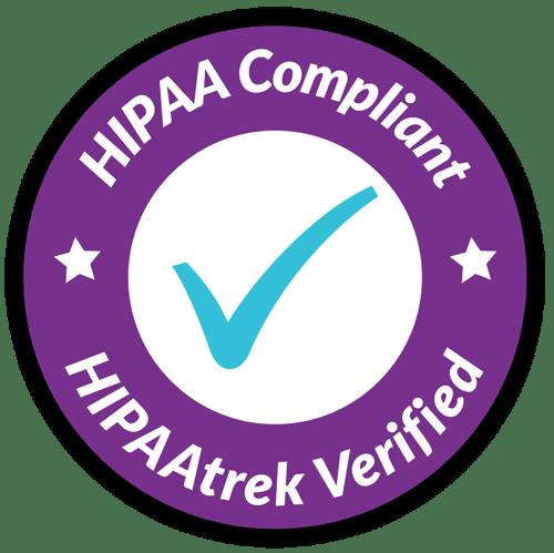 HIPAAtrek-HIPAA-Verified-Icon hipaatrek.com